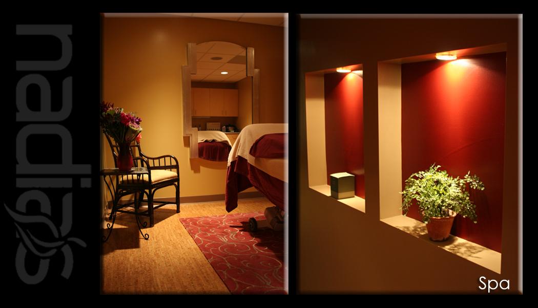 Nadia's Salon and Spa - Spa