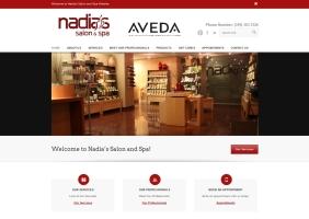 Nadias Salon & Spa